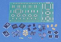 Solder Training SMT Kit