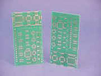 Solder Training Standard & Fine Pitch SMT Board