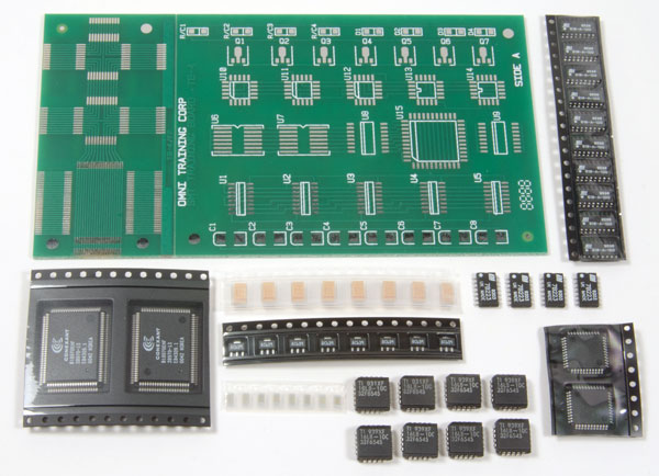 TK-20 Fine Pitch SMT Kit